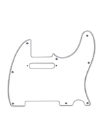 Parts Tele Pickguard White / black / white