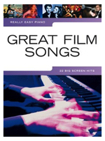 Volonte Really Easy Piano Great Film Songs