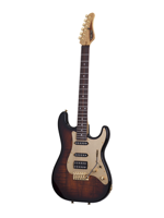 Schecter Dream Machine III HSS Vintage Burst
