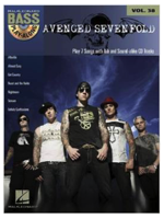 Volonte AVENGED SEVENFOLD VOL.38