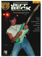 Volonté Guitar Play Along v.125 Jeff Beck + CD