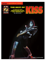 Volonte Signature Licks - The Best of Kiss + CD