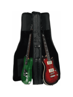 Rockbag RB20612 Plus Premiun Double Bag x 2 Electric Guitars