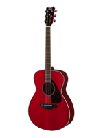 Yamaha FS820 Ruby Red New Model