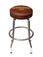 Gretsch 1883 Logo Bar Stool