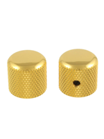 Allparts MK-0910-002 Dome Knobs Gold