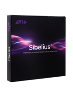 Avid Sibelius Accademic con Upgrade Plan Annuale