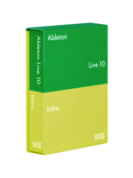 Ableton Live 10 Intro (box)