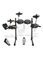 Alesis Turbo Mesh Kit (Set Esposto)