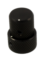 Allparts MK-3320-003 Black Stacked Knobs