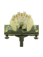 Allparts EP-0075-000 Original CRL 3-Way Switch