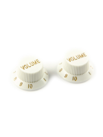 Allparts Knobs volume for strato white PK 0154 025