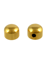 Allparts MK-3315-002 Mini Dome Knobs Gold