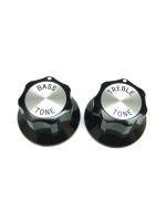 Allparts PK 3246 023  Black Knob for Rickenbacker