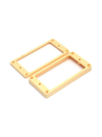 Allparts PC-0745-028 Humbucking Ring Set Non-slanted Cream
