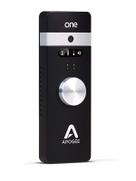 Apogee One IOS for Ipad/Mac