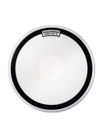Aquarian SKIII22 - Super Kick III Texture Coated White 22""