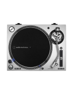 Audio-technica ATLP 140 XP SILVER
