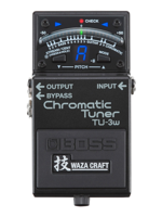 Boss TU-3w Cromatic Tuner Waza Craft B-Stock