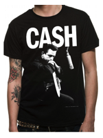 Cid JOHNNY CASH Studio Black L
