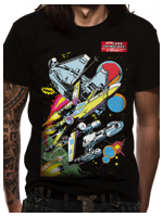 Cid Star Wars Comic Ship Black XX-Large
