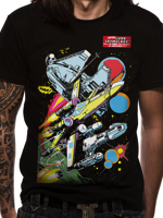 Cid Star Wars Comic Ship Black X-Large