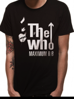 Cid The Who Maximum R'n'B Black XX-Large
