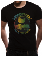 Cid Woodstock Colour Logo Black XX-Large