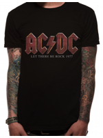 Cid Vintage Let There Be Rock AC/DC TG S