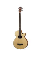 Crafter BA-400EQ  Fretless Natural