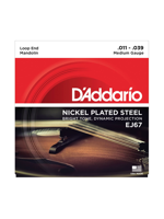 Daddario EJ67 Mandolin Strings