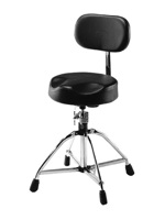Dixon PSN9212K - Drum Throne w/Backrest