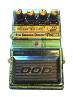 Dod Fx100 Even Harmonic Overdrive