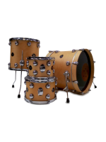 Drumsound 4 Pcs Drumset in Natural