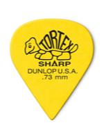 Dunlop 412R.73 Tortex Sharp