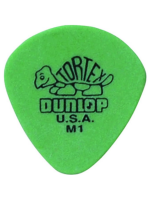 Dunlop 472R Tortex Jazz Green M1