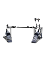 Dw (drum Workshop) MDD2 - Machined Direct Drive Double Pedal