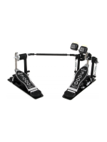 Dw (drum Workshop) DW3002 - 3000 Series Double Pedal