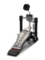 Dw (drum Workshop) DW9000XF - 9000 Series Extended Footboard Single Pedal