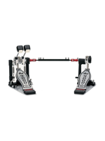 Dw (drum Workshop) DW9002PBL - Left Side Twin Pedal