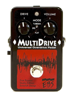Ebs MultiDrive Studio Edition