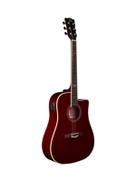 Eko NXT D CW EQ Wine Red