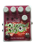 Electro Harmonix Blurst Modulated Filter