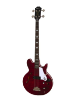 Epiphone 20th Anniversary Jack Casady Wine Red