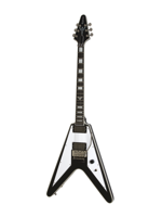 Epiphone Limited Edition Richie Faulkner Flying V Ebony JUDAS PRIEST
