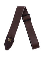 Ernie Ball 4135 Brown Italian Leather Strap