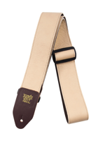 Ernie Ball 4136 Tan Italian Leather Strap