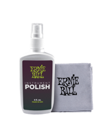 Ernie Ball 4222 Polish + Microfiber Cloth