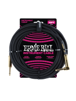 Ernie Ball 6081 Braided Cable Black