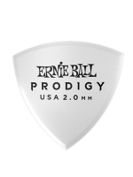 Ernie Ball 9337 Prodigy Shield White 2,0mm